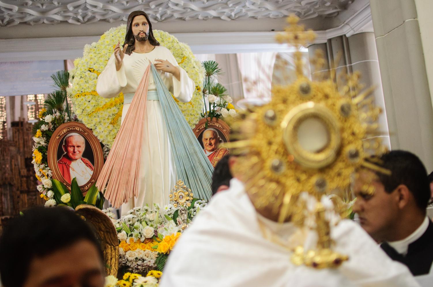 Caminata Jesus de la Misericordia 2014