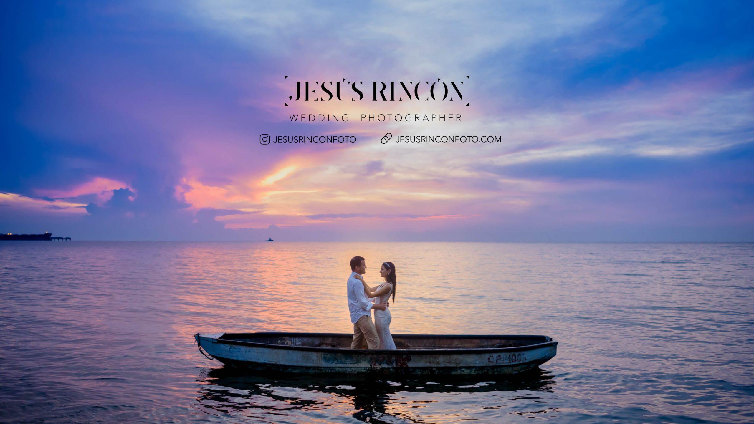 Jesus Rincon Fotografo de Bodas Wedding Photographer Santa Marta